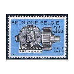 Belgium 1969 n° 1516 used