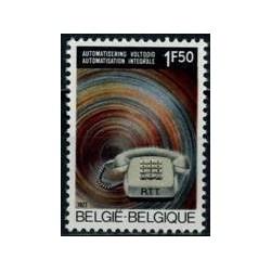 Belgium 1971 n° 1567 used