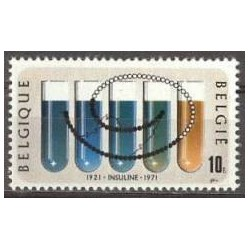 Belgium 1971 n° 1595 used