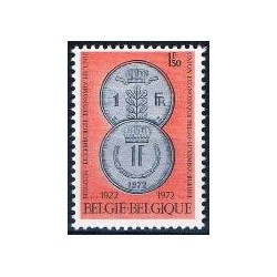 Belgium 1972 n° 1616 used