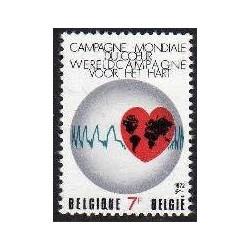Belgium 1972 n° 1619 used