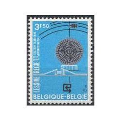 Belgium 1972 n° 1640 used