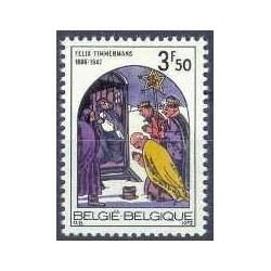 Belgium 1972 n° 1650 used