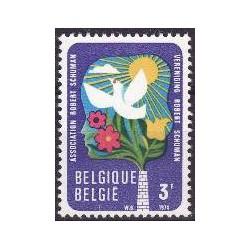 Belgium 1974 n° 1707 used