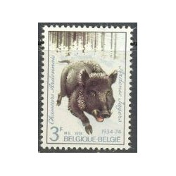 Belgium 1974 n° 1733 used