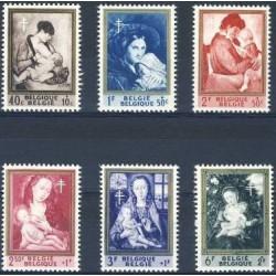 Belgium 1961 n° 1198/03** MNH