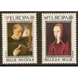 Belgium 1980 n° 1972/73 used
