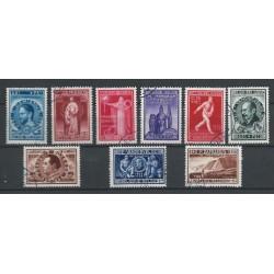 Belgium 1946 n° 728/36 used