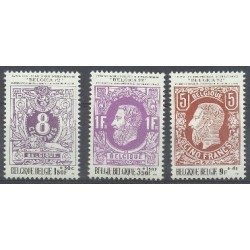 Belgium 1970 n° 1551/53** MNH
