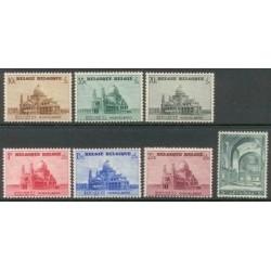 Belgium 1938 n° 471/77 used