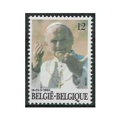 Belgium 1985 n° 2166 used