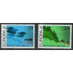 Belgium 1986 n° 2211/12 used