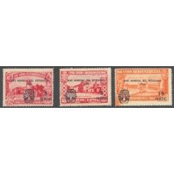 Belgium 1960 n° E81/83** MNH