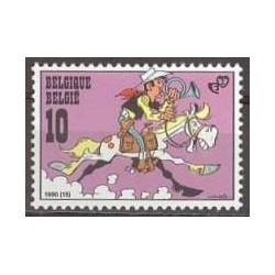 Belgium 1990 n° 2390 used