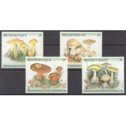 Belgium 1991 n° 2418/21 used