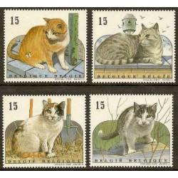 Belgium 1993 n° 2521/24 used