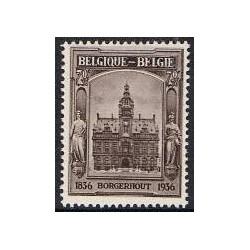Belgium 1936 n° 436 used