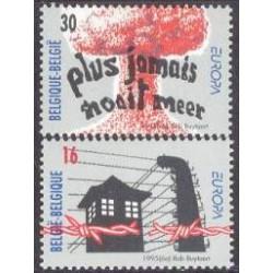 Belgium 1995 n° 2597/98 used
