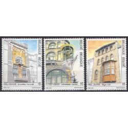 Belgium 1995 n° 2604/06 used