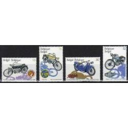 Belgium 1995 n° 2615/18 used