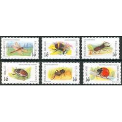 Belgium 1996 n° 2630/35 used
