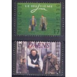 Belgium 1998 n° 2780/81 used
