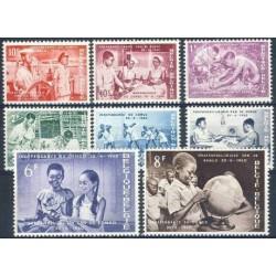 Belgium 1960 n° 1139/46 used