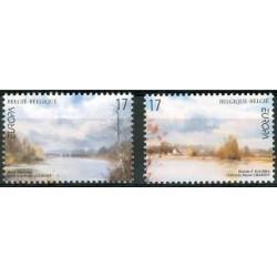 Belgium 1999 n° 2815/16 used