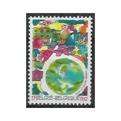 Belgium 2000 n° 2891 used