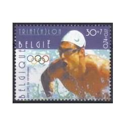 Belgium 2000 n° 2911 used