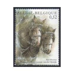 Belgium 2002 n° 3086 used
