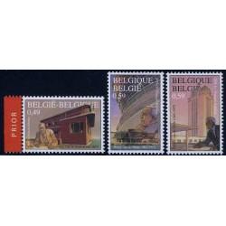 Belgium 2003 n° 3146/48 used