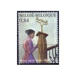 Belgium 2003 n° 3149 used