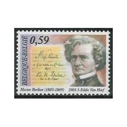 Belgium 2003 n° 3156 used