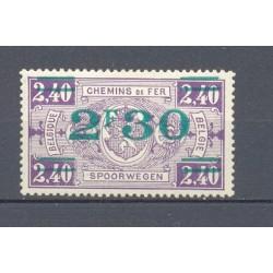 Belgien 1924 n° TR167**...