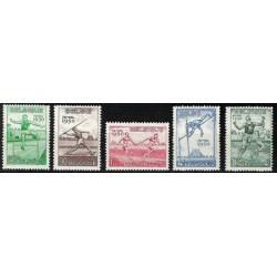 Belgium 1950 n° 827/31 used