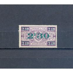 Belgium 1924 n° TR167 used