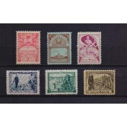 Belgium 1915 n° E1/6** MNH