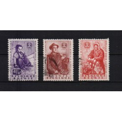 Belgium 1960 n° 1128/30 used