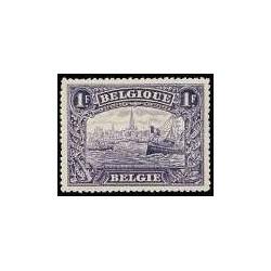 Belgium 1915 n° 145** MNH