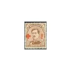 Belgien 1918 n° 151**...