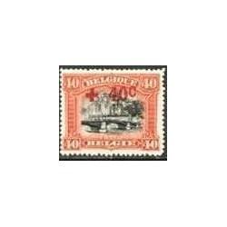 Belgium 1918 n° 158** MNH