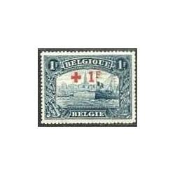Belgium 1918 n° 160** MNH