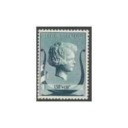 Belgium 1940 n° 534** MNH