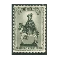 Belgium 1941 n° 592** MNH