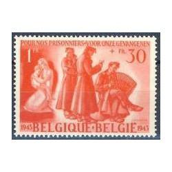 Belgium 1943 n° 623** MNH