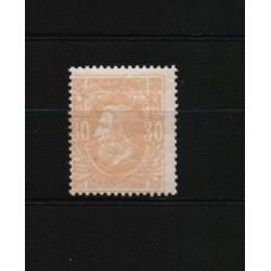 Belgium 1870 n° 33** MNH