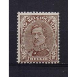Belgium 1920 n° 136B** MNH