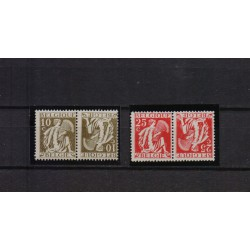 Belgium 1932 n° KP13/14 ** MNH