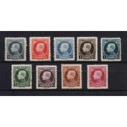 Belgium 1922 n° 211/19 used